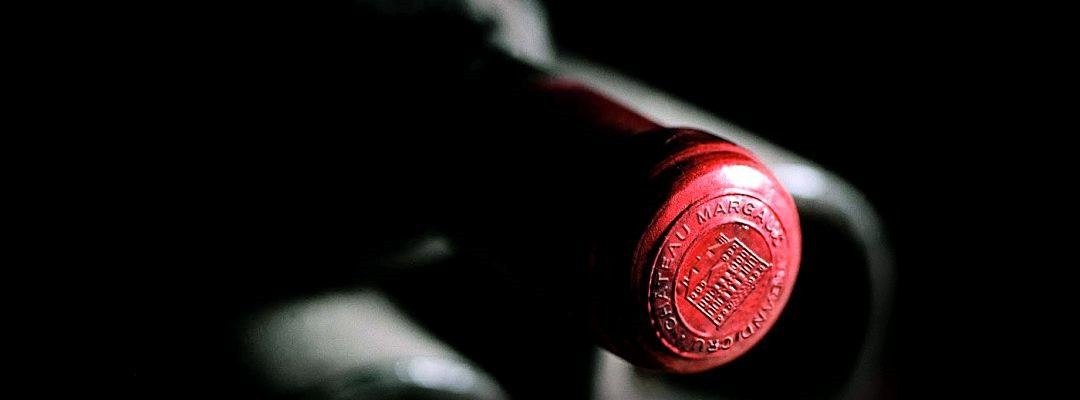 Chateau Margaux fine wine header